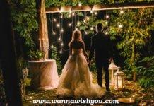 Economical Beach Wedding Idea