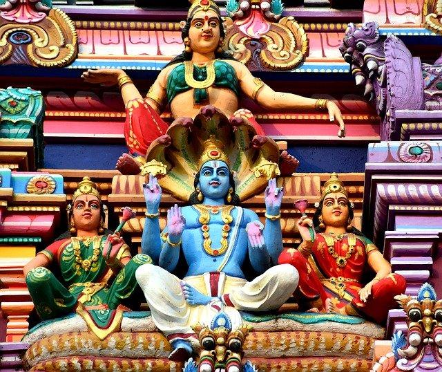 Hindu Panchalingeshwara Temple  - prasanna_devadas / Pixabay
