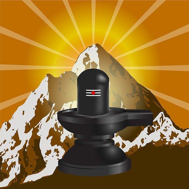 Shiv Shiv Ling Hindu Hinduism  - murthysnraj / Pixabay