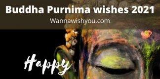 Buddha Purnima wishes 2021