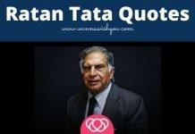 Ratan Tata Quotes poster