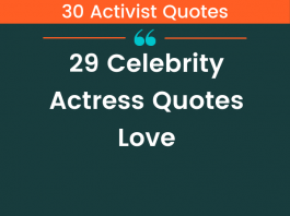 Celebrity Actress Quotes