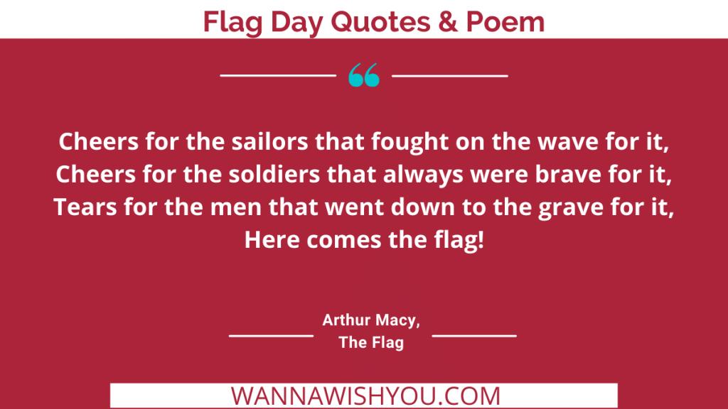 flag day 2021 poems