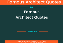Famous Architect Quotes poster