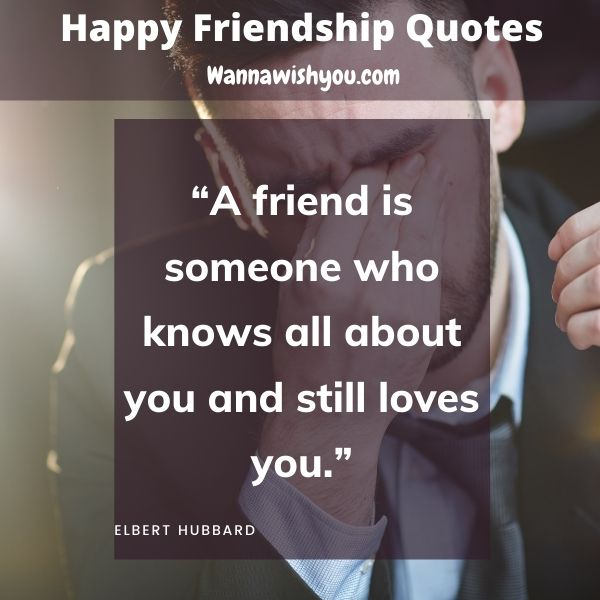 emotional Friendship Day quotes