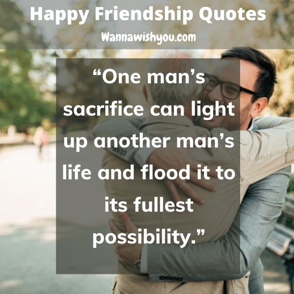 Friendship Day Quotes For father