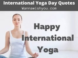 International yoga day 2021 messages