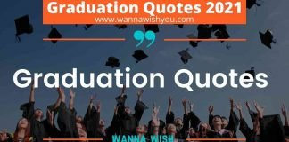 Graduation Quotes poster