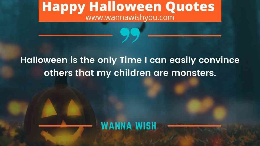Exciting Halloween Quotes