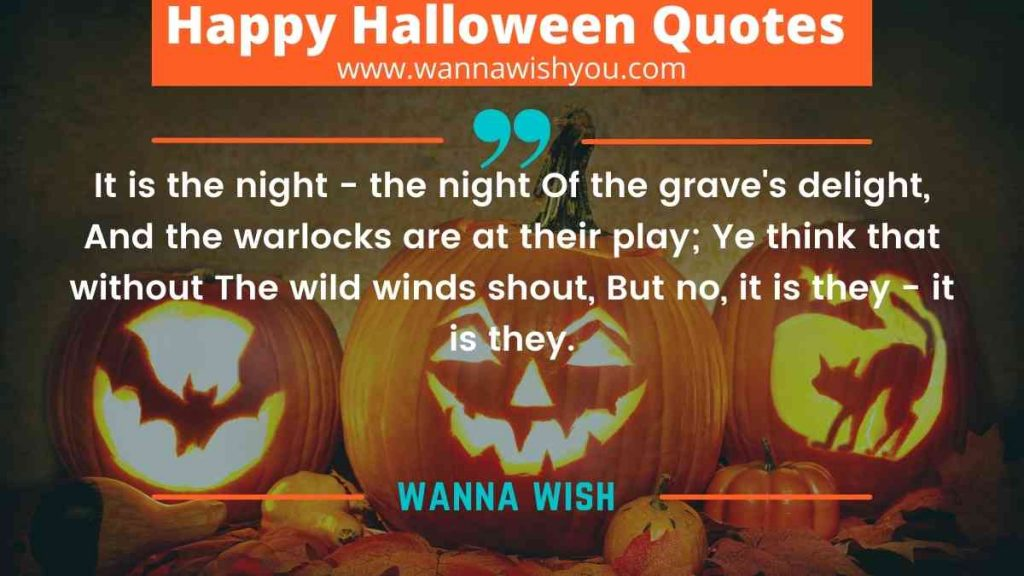 angry halloween quotes