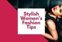 Women's Fashion Tips