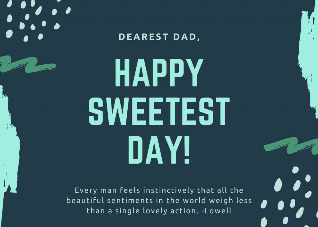 Sweetest Day Greeting Card Ideas