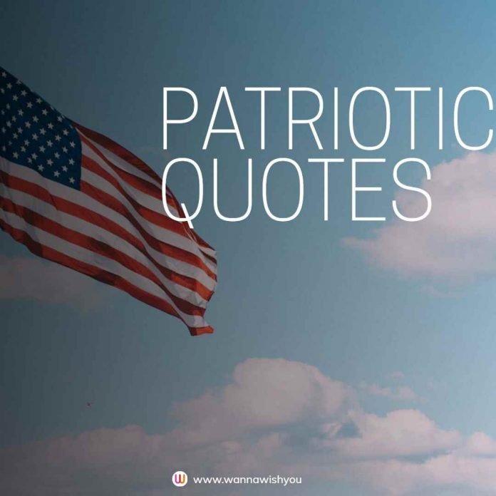 Patriotic Quotes