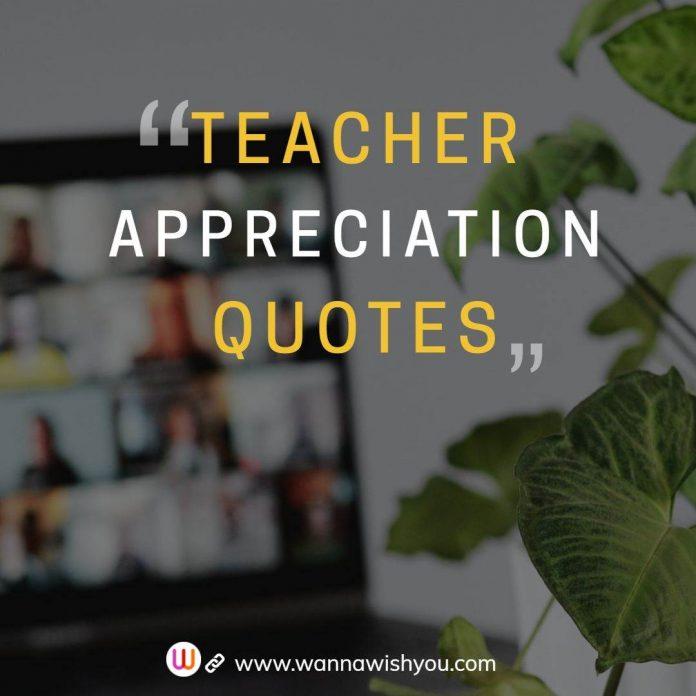 teacher quotes poster